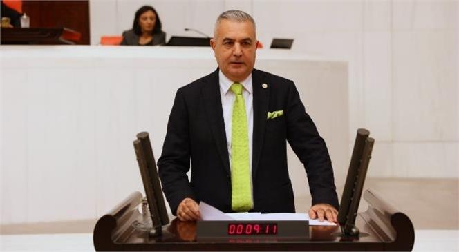 MHP Mersin Milletvekili Baki Şimşek Berat Kandilini Kutladı.