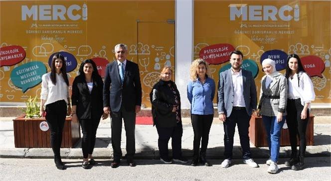 Büyükşehir'in Merci Öğrenci Danışma Merkezi'nde Yüz Yüze Görüşmeler Başladı