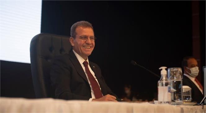 """Başkan Seçer: """"Katı Atık Bedellerinin Büyükşehir'le Alakası Yok"""""""