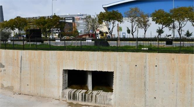 MESKİ'nin Akkent, Batıkent ve Eğriçam Mahallelerinde Başlattığı Yağmursuyu Çalışmaları Sona Erdi! Yenişehir'e 13 Milyon Liralık Altyapı Yatırımı Yapıldı