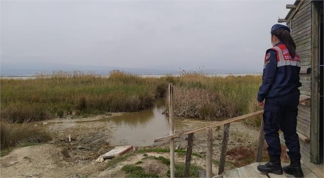 Mersin'de Çevre, Doğa ve Hayvan Koruma Timleri Denetimlere Devam Ediyor