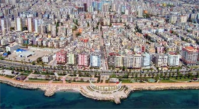 Mersin'de Konut Satışlarında Artış