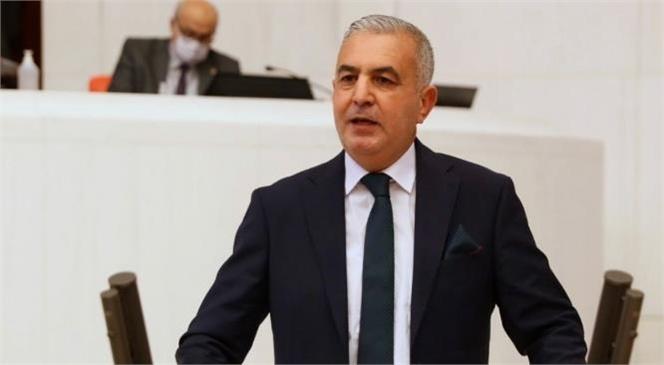 MHP Mersin Milletvekili Baki Şimşek, 23 Nisan Ulusal Egemenlik ve Çocuk Bayramı İle Türkiye Büyük Millet Meclisinin Açılışının 101. Yıl Dönümünü Kutladı