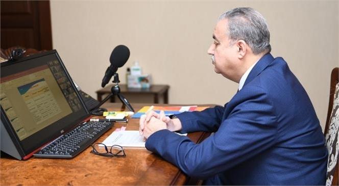 İl İstihdam ve Mesleki Eğitim Kurulu Toplantısı Vali Ali İhsan Su Başkanlığında Gerçekleştirildi