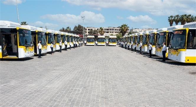 Başkan Seçer'in Müjdesini Verdiği Sarı Limonlar'ın 30 Tanesi Mersin'e Geldi