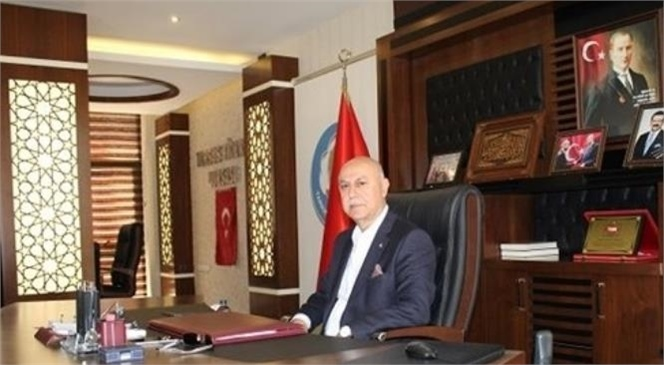 Tarsus Ticaret Borsası Başkanı Murat Kaya 1 Mayıs Emek ve Dayanışma Günü Mesajı Yayımladı