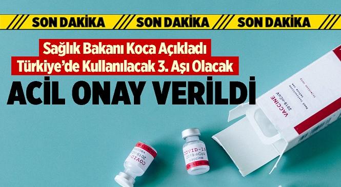 Rusya'nın Sputnik V Aşısına Türkiye'de Acil Kullanım Onayı Verildi