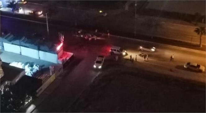 Mersin'de Akşam Saatlerinde Meydana Gelen Kazada 15 Yaşındaki Sadık E.Y. Ağır Yaralandı
