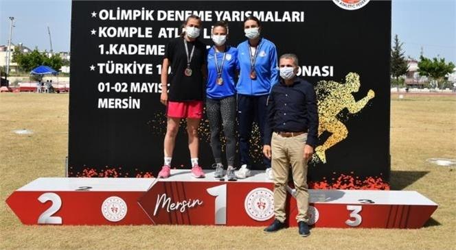 """""""Olimpik Deneme, Komple Atlet 1. Kademe Yarışmaları ve Spor Toto Türkiye 10.000 M Şampiyonası"""" Sona Erdi"""