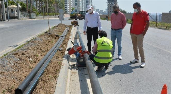 Büyükşehir'den Çevrenin Korunması ve Su Tasarrufu İçin Örnek Çalışma