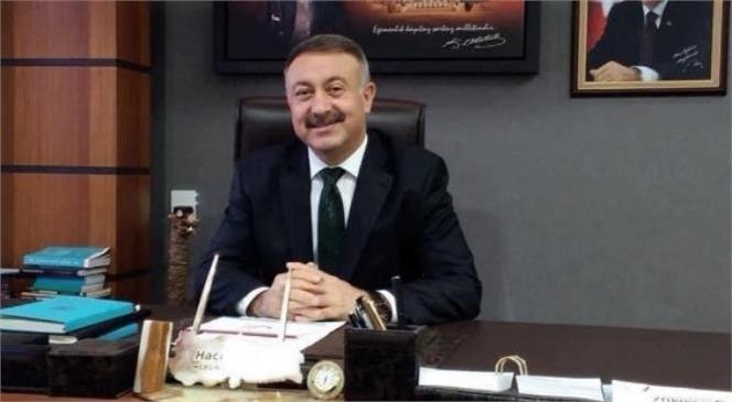 AK Parti Mersin Milletvekili Hacı Özkan Hıdırellez'i Yayımladığı Mesajla Kutladı