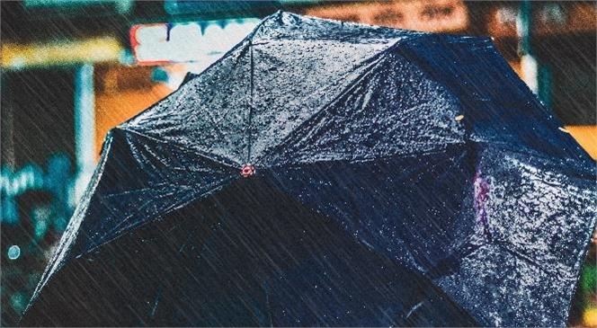 Meteoroloji Genel Müdürlüğü Adana, Mersin ve Osmaniye İlleri İçin Sağanak Yağış Uyarısında Bulundu