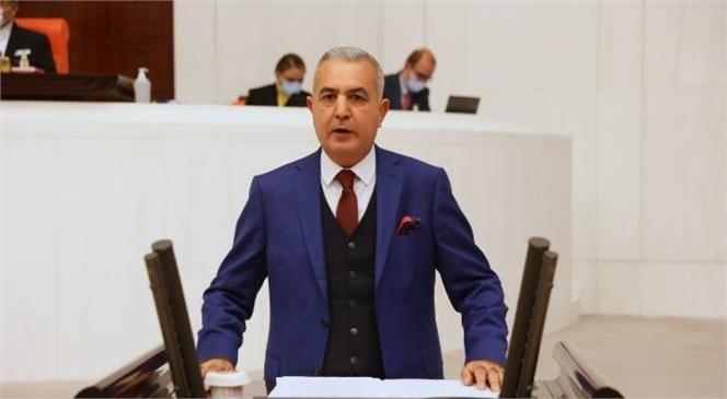 MHP Mersin Milletvekili Baki Şimşek Kadir Gecesini Yayımladığı Mesajla Kutladı