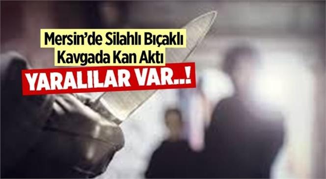 Mersin'in Tarsus İlçesinde Çıkan Kavgada Av Tüfeği ve Bıçak Kullanıldı, 3 Kişi Çeşitli Yerlerinden Yaralandı