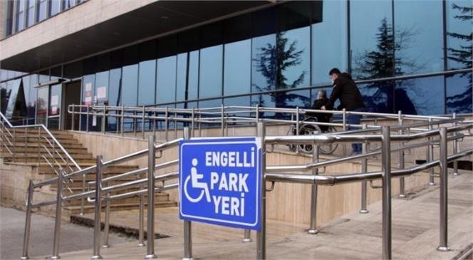 Adalet Bakanlığının, Engellilere Yönelik Yürüttüğü Projeler, Türkiye Genelinde Yaygınlaştırılıyor