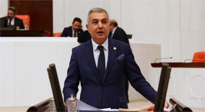 Milliyetçi Hareket Partisi (MHP) Mersin Milletvekili Baki Şimşek Ramazan Bayram'ını Kutladı