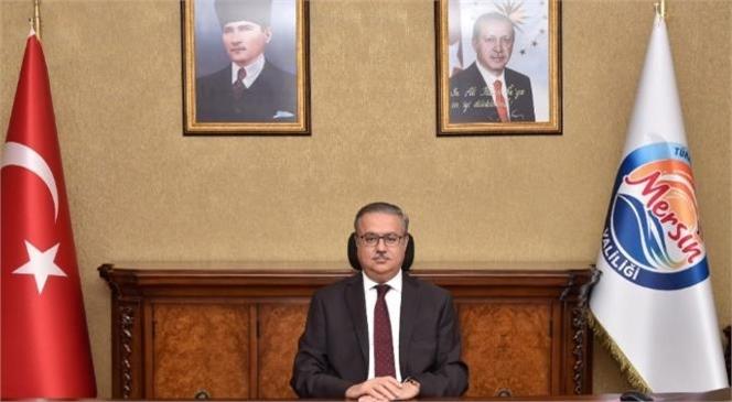 Mersin Valisi Ali İhsan Su 19 Mayıs Atatürk'ü Anma, Gençlik ve Spor Bayramını Yayımladığı Mesajla Kutladı