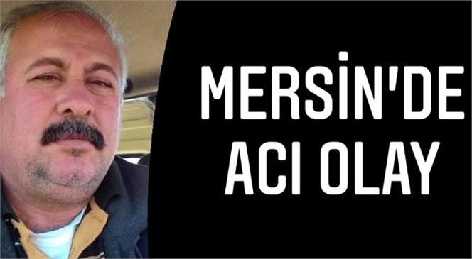 Mersin Tarsus'ta Su Kanalına Düşen 53 Yaşındaki Aykut Alkan Hayatını Kaybetti