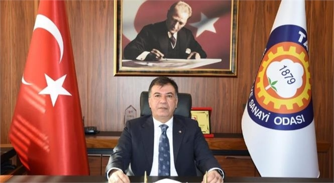 Tarsus Ticaret ve Sanayi Odası Başkanı Koçak: Rehavete Kapılmayalım, Kurallara Dikkat