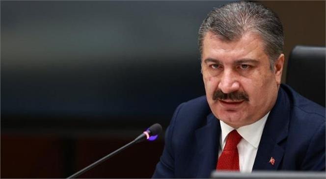 Sağlık Bakanı Fahrettin Koca Aşı Anlaşmaları İçin Açıklamalarda Bulundu