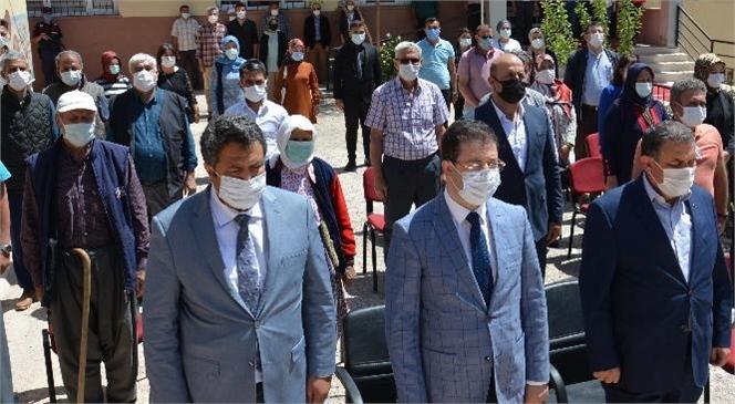 Şehit Jandarma Er Mehmet Koç' Un İsmi Gülnar İlçesi Kayrak Mahallesi İlköğretim Okulunda Yaşatılacak