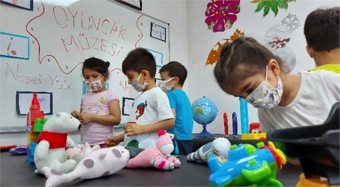 Büyükşehir'in Kreşlerinde 'müzeler Haftası' Kutlandı