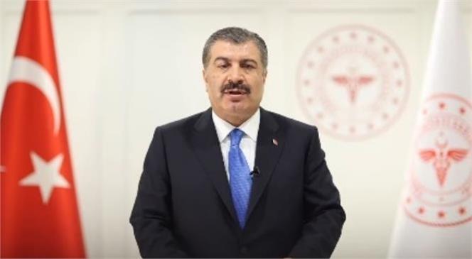 """Sağlık Bakanı Koca Açıkladı """"Aşılamada Yeni Gruba Geçiliyor"""""""