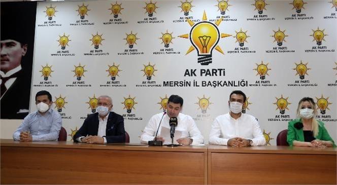 Mersin'de 27 Mayıs Demokrasi Darbesi Yıl Dönümü Basın Açıklaması