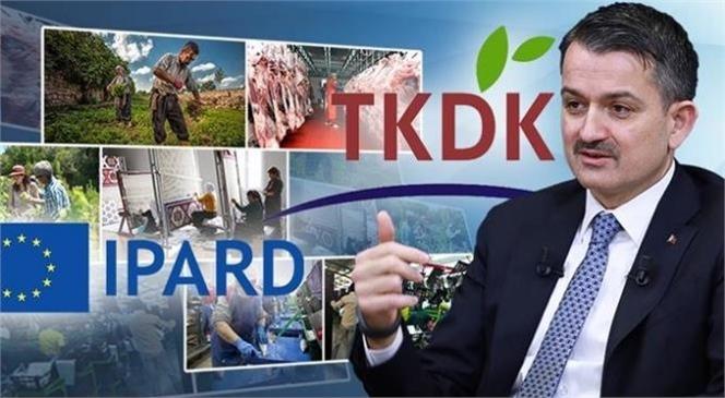 Tarım ve Orman Bakanı Dr. Bekir Pakdemirli, Tarımsal Desteklere İlişkin Değerlendirmede Bulundu