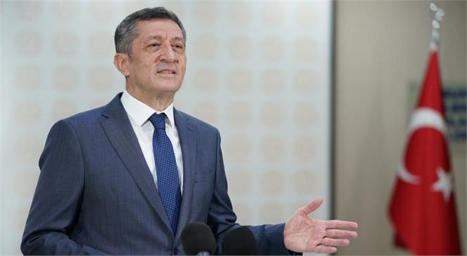 """Millî Eğitim Bakanı Ziya Selçuk, """"Telafide Ben de Varım"""" Programının Detaylarını Paylaştı"""