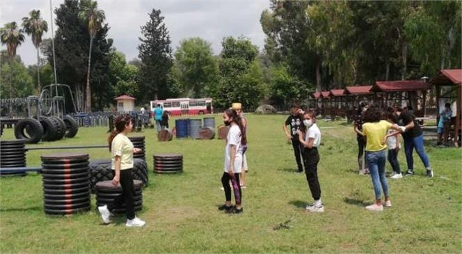 LGS'ye Girecek Öğrenciler Mersin Büyükşehir'in Misafiri Oldu