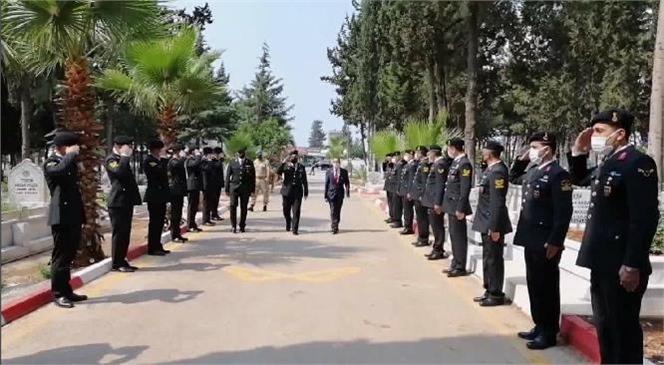 Jandarma Teşkilatının 182. Yıl Dönümü Mersin'de Kutlandı