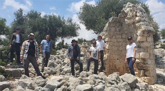 Tarsus'un Bilinmeyen Tarihine Işık Tutuluyor! Arkeologlardan Tarsus Tarihi İçin Hummalı Çalışma