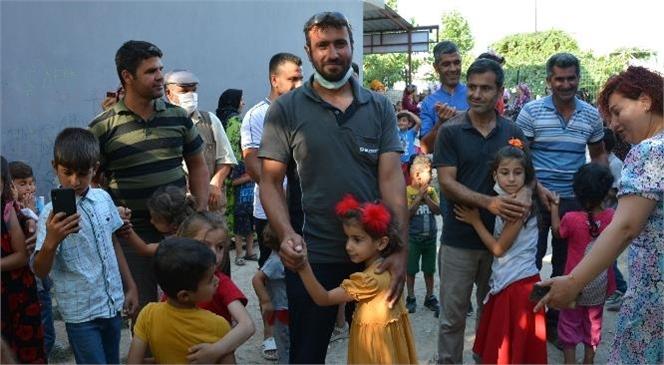 Büyükşehir'in Öncülüğünde Atgirmez'de Babalar Günü İlk Kez Etkinliklerle Kutlandı