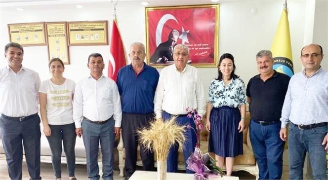 """Tarsus Yeni Esnaf Kefalet Kooperatifi Başkanı Bektaş Aslan: """"Biz Genel Kurula Hazırız, Tüm Ortaklarımızı Davet Ediyoruz"""""""