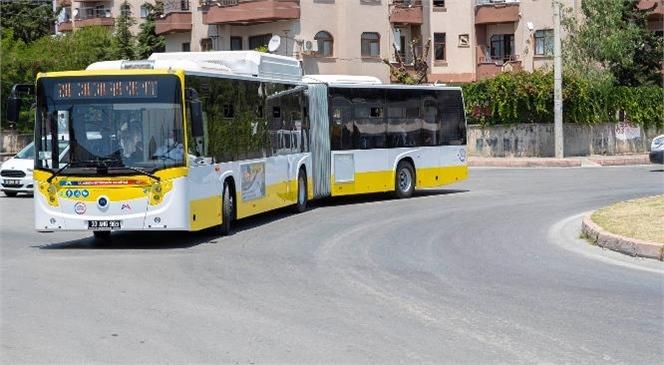 Mersin Büyükşehir 7 Yeni Hat Açtı, 3 Hattın Güzergahını Yeniledi