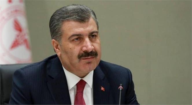 Sağlık Bakanı Fahrettin Koca Sosyal Medya Hesabından Duyurdu