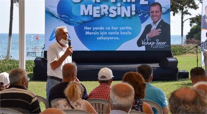 MESKİ Genel Müdürlüğü, Akdeniz ve Erdemli İlçelerinde 'halkın Katılımı Toplantıları' Gerçekleştirdi