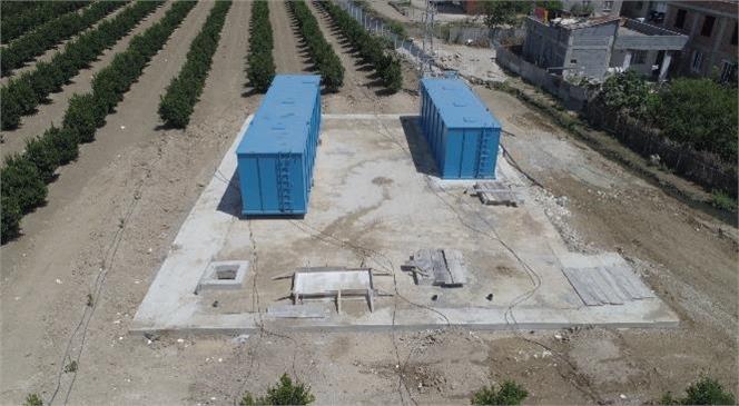 Atgirmez Sakinleri Yeni Kanalizasyon Hattına Kavuşacak