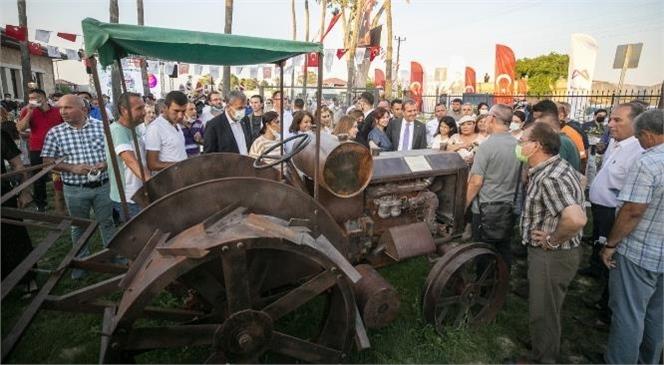 Mersin Büyükşehir, Ata'nın Mirasına Sahip Çıktı, Gazi Çiftliği Açıldı