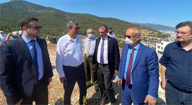 Anamur Belediye Başkanı Hidayet Kılınç'ın, Ankara Ziyaretlerinde Huzurevi Projesi İçin Aile ve Sosyal Politikalar Bakanlığı İle Yaptığı Görüşme Karşılık Buldu.