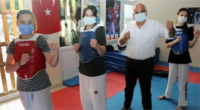 Yıldızlar Türkiye Şampiyonasında Mersin'i Erdemli Gururlandırdı.
