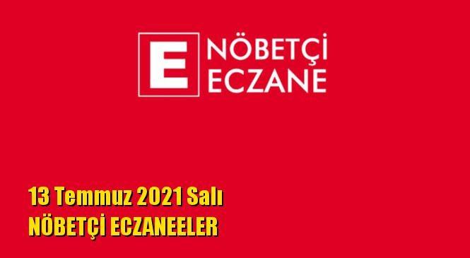 Mersin Nöbetçi Eczaneler 13 Temmuz 2021 Salı