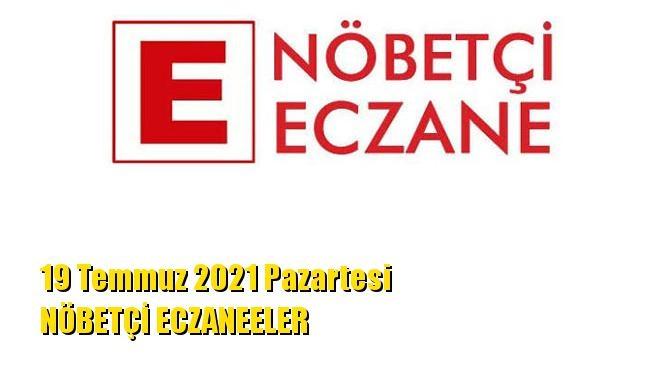 Mersin Nöbetçi Eczaneler 19 Temmuz 2021 Pazartesi