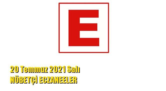 Mersin Nöbetçi Eczaneler 20 Temmuz 2021 Salı