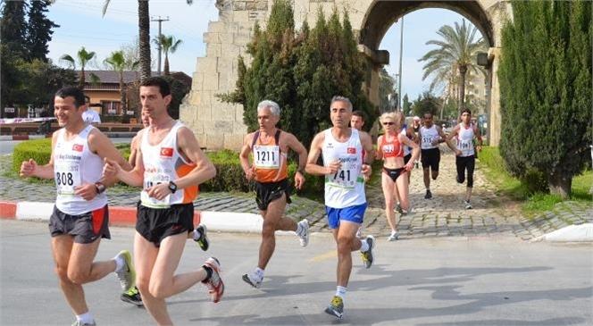 Tarsus Yarı Marartonu Yürütme Kurulu İlk Toplantısını Yaptı