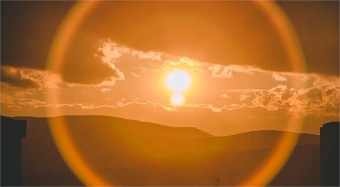 Meteoroloji Hava Sıcaklıklarının Önümüzdeki Günlerde Artacağını Belirtti