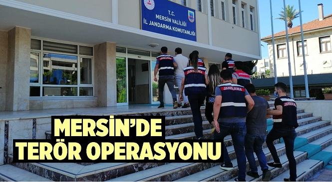 Sosyal Medyadan Terör Propagandası Yapan Sempatizanlara Jandarma Baskını! 4 Şüpheli Ekiplerce Gözaltına Alındı