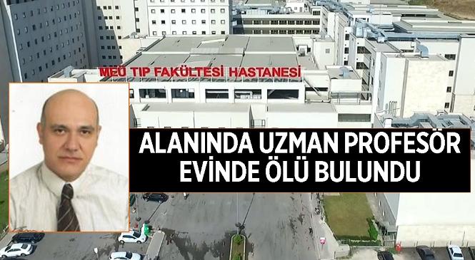 Mersin Üniversitesi Tıp Fakültesi Hastanesi Doktorlarından Prof. Dr. Elvan Çağlar Çıtak Hayatını Kaybetti