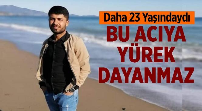 Mersin'in Bozyazı İlçesinde Motosiklet Kazası! 23 Yaşındaki Oğuzhan Çelik Hayatını Kaybetti